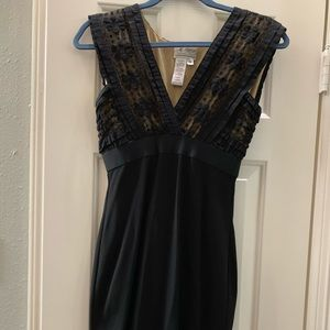 M.S.S.P. Little black dress sleeveless